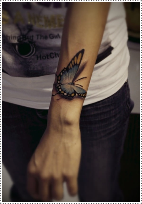 mariposas tattoo