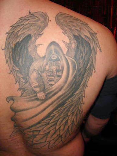 Tatuajes De Angeles 14