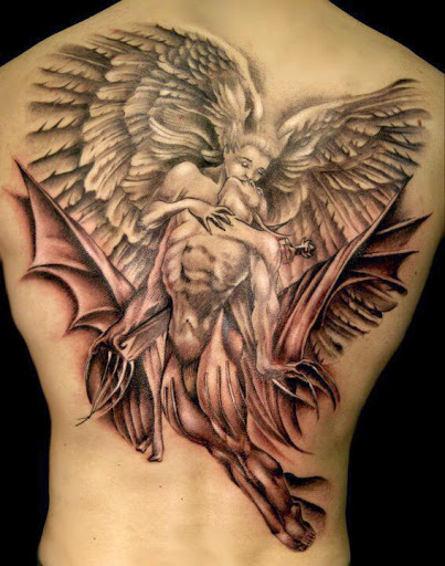 Tatuajes De Angeles 17