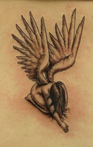 Tatuajes De Angeles 19