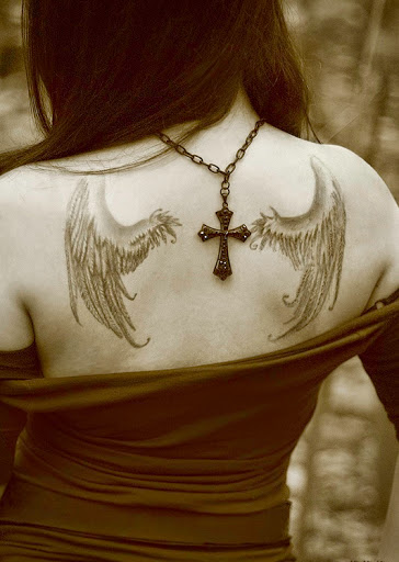 Tatuajes De Angeles 21