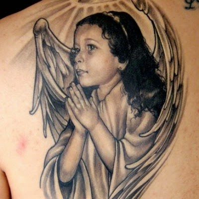 Tatuajes De Angeles 22