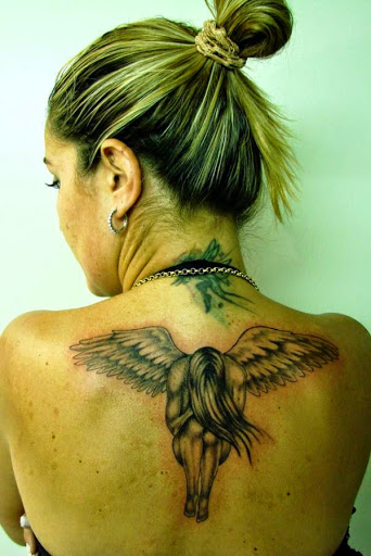 Tatuajes De Angeles 24
