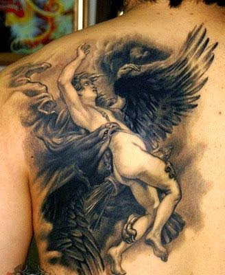 Tatuajes De Angeles 28