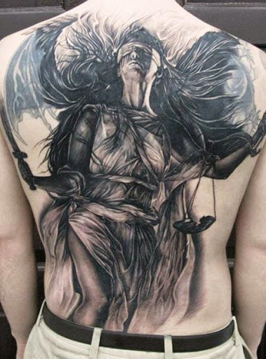 Tatuajes De Angeles